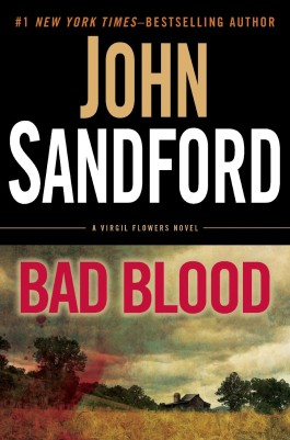 John Sandford Bad Blood