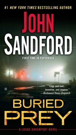 John Sandford Buried Prey