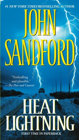 John Sandford Heat Lightning