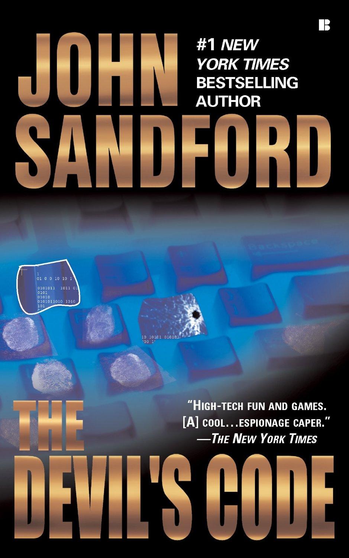 John Sandford Kidd Series