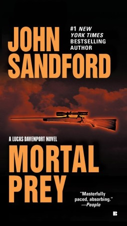 John Sandford Mortal Prey