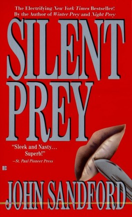 John Sandford Silent Prey
