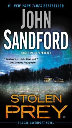 John Sandford Stolen Prey