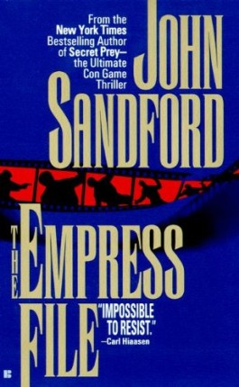 John Sandford The Empress File