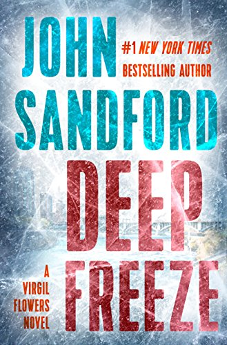 John Sandford Deep Freeze