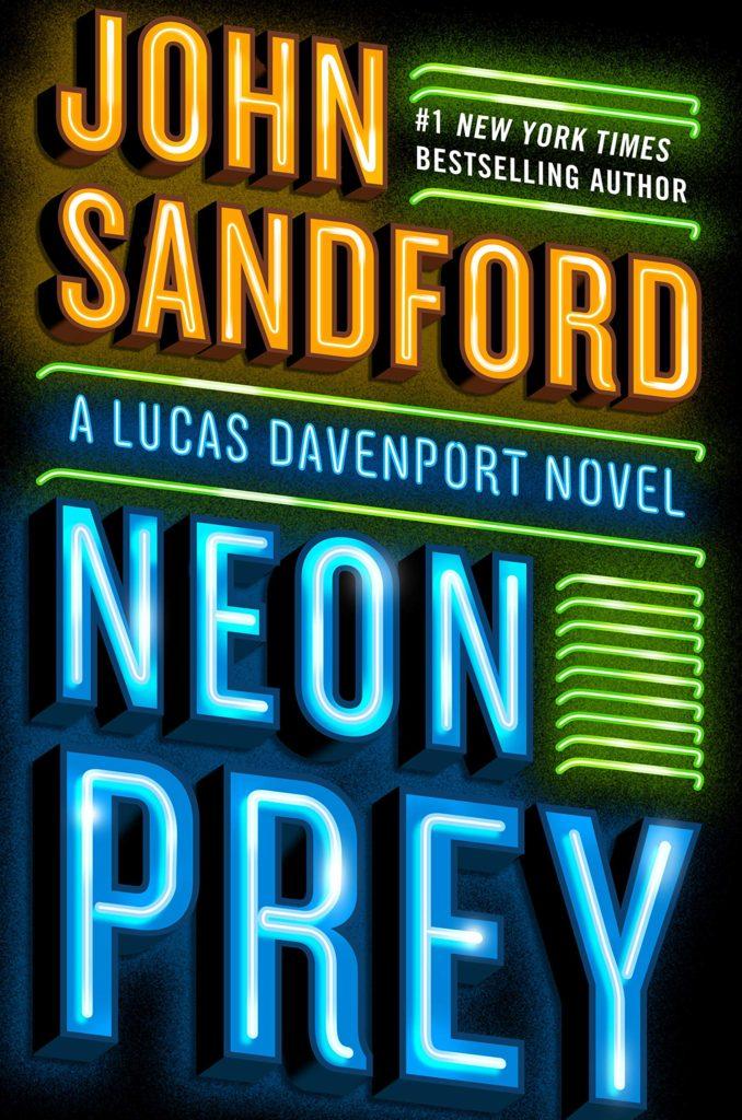 John Sandford Neon Prey