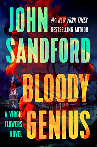 John Sandford Bloody Genius