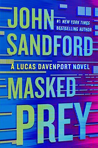 John Sandford Masked Prey